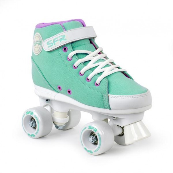 SFR Vision Sneaker Quad Skates Grün