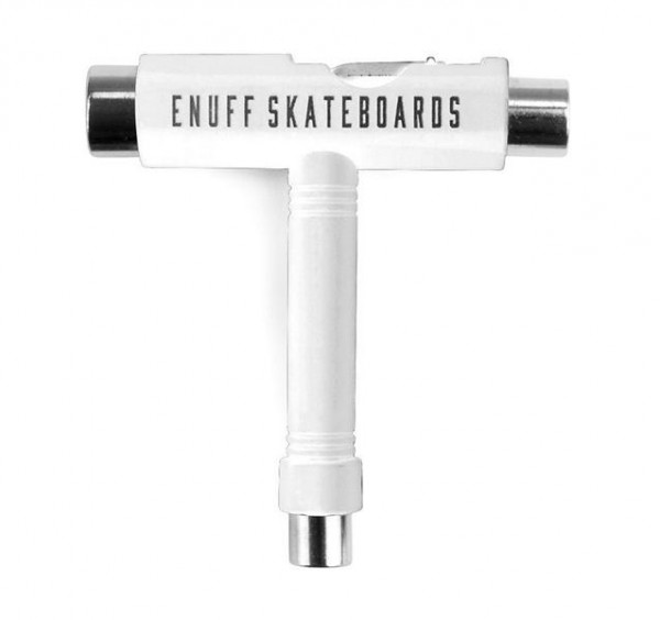 Enuff Essential Tool Skater Multiwerkzeug Weiß 1