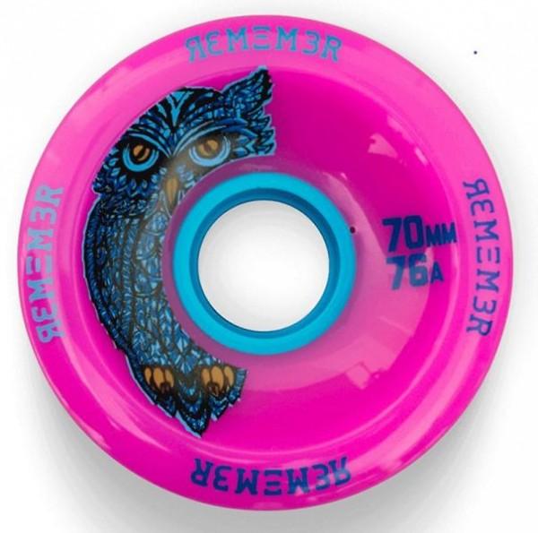 Remember Hoot Slide Pink