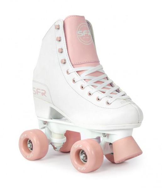 SFR Figure Quad Skates Weiß/Rosa