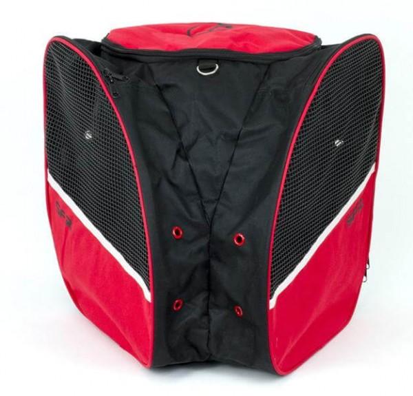 SFR Skate Backpack Schwarz/Rot