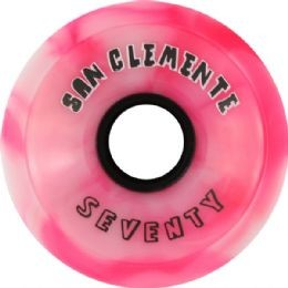 San Clemente Twister Seventy Pink