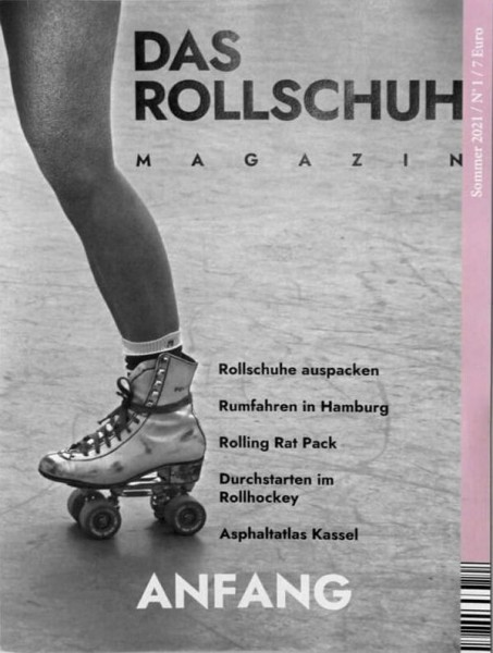 DAS ROLLSCHUH Magazin