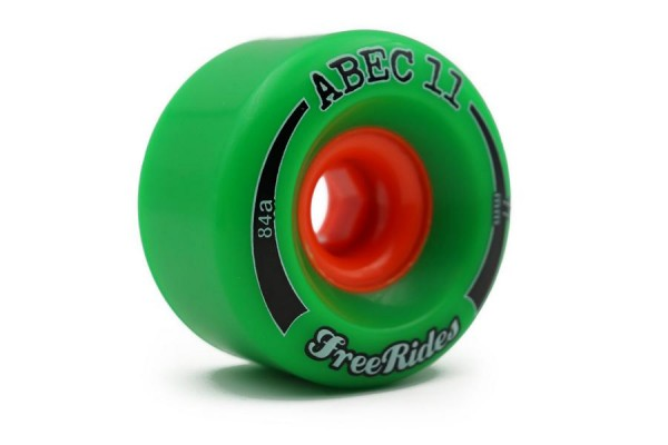 ABEC11 Freerides 77 Grün