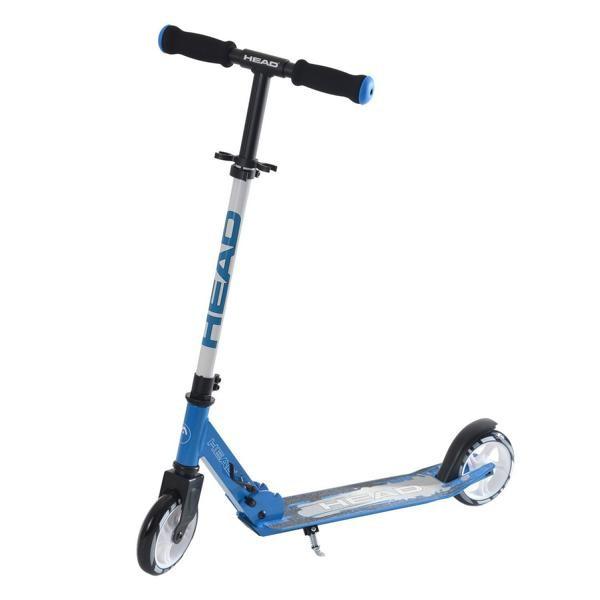 Head City Scooter Blau