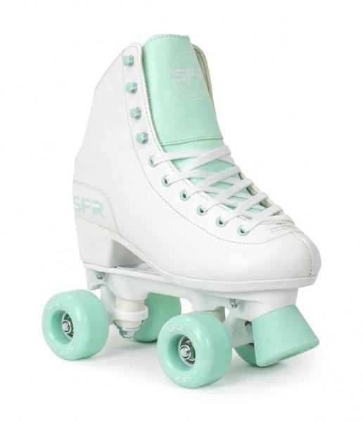SFR Figure Quad Skates Weiß/Grün