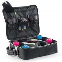 Rio Roller Rollschuhe Tasche Fashion Bag Schwarz/Silber