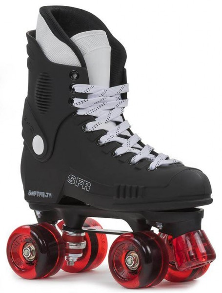 SFR Raptor Quad Skates Schwarz/Rot