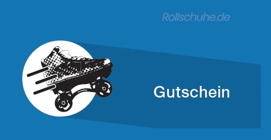Rollschuhe.de Geschenkgutschein
