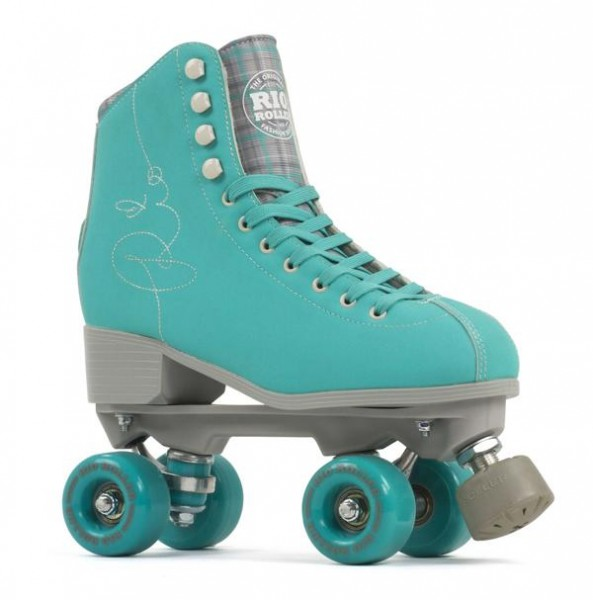 Rio Roller Signature Quad Skates Grün