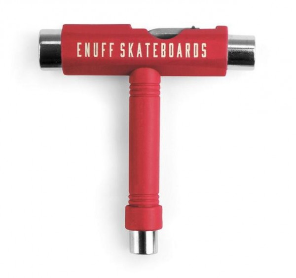Enuff Essential Tool Skater Multiwerkzeug Rot