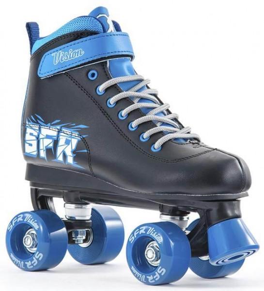 SFR Vision II Quad Skates Blau