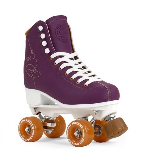 Rio Roller Signature Quad Skates Lila