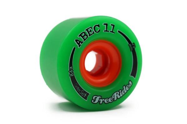 ABEC11 Freerides Centerset Grün