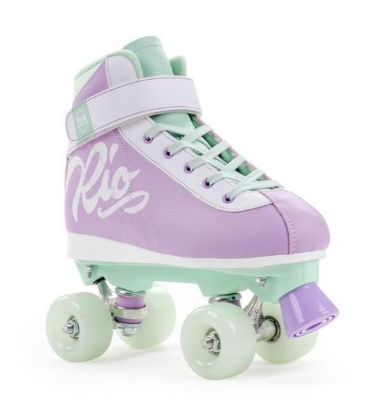 Rio Roller Milkshake Quad Skates Mint Berry