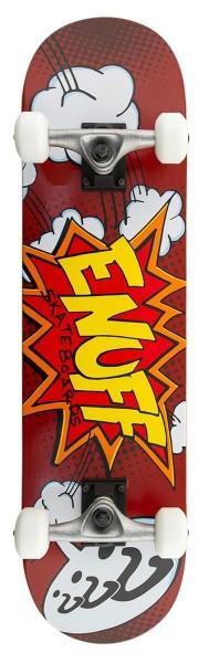 Enuff Pow Complete Skateboard Rot 1