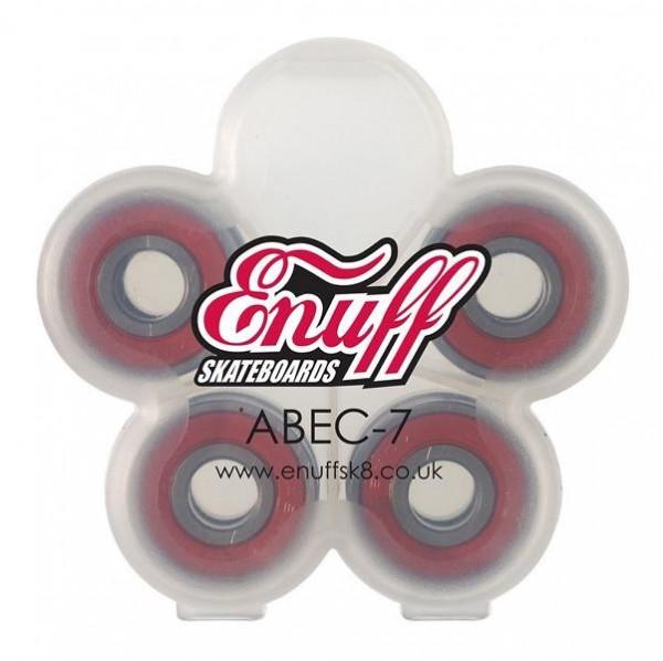 Enuff Kugellager ABEC-7 Rot