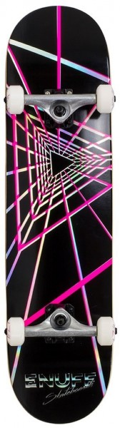 Enuff Futurism Complete Skateboard Schwarz 1