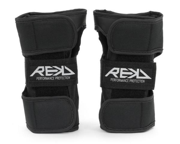 REKD Wrist Guards Schoner Handgelenkschützer Schwarz