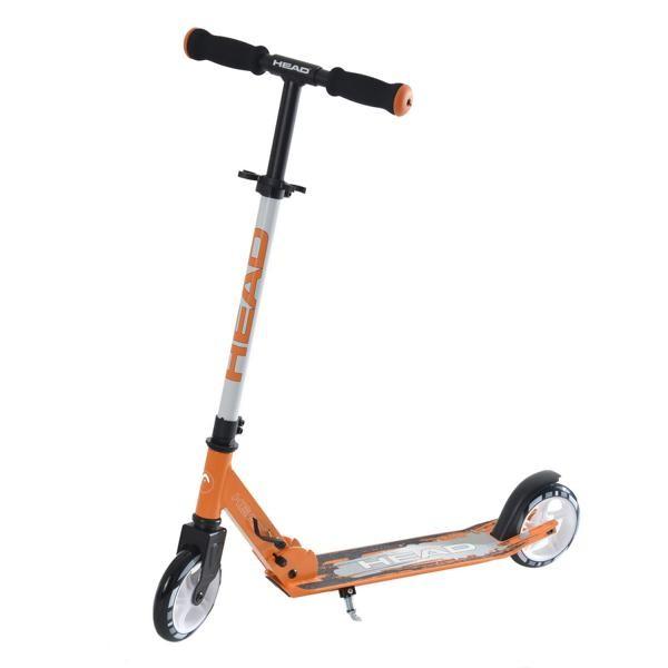 Head City Scooter Orange