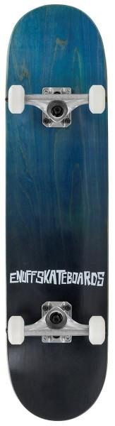 Enuff Fade Complete Skateboard Blau