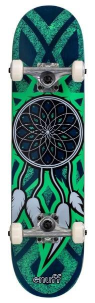 Enuff Dreamcatcher Complete Skateboard Teal/Blau 1