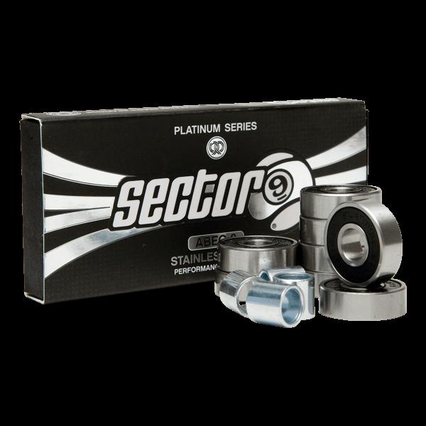 Sector 9 Platinum ABEC 9
