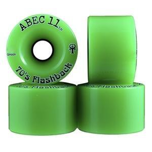 ABEC11 70´s Flashback Grün