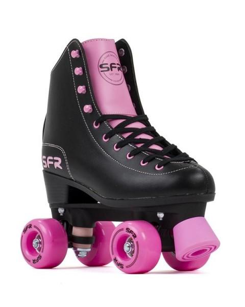 SFR Figure Quad Skates Schwarz/Rosa