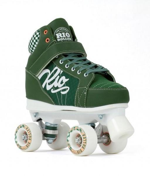 Rio Roller Mayhem II Quad Skates Grün