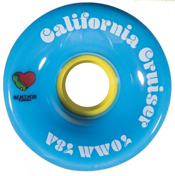 Remember California Cruiser Blau