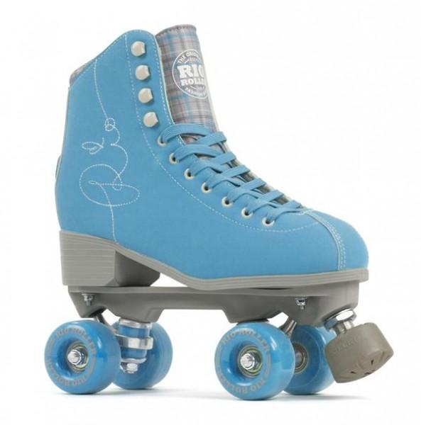 Rio Roller Signature Quad Skates Blau